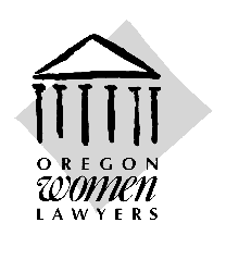 Oregon Women Lawyers logo