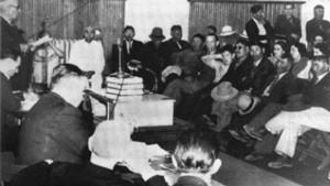federal hearing Klamath tribe